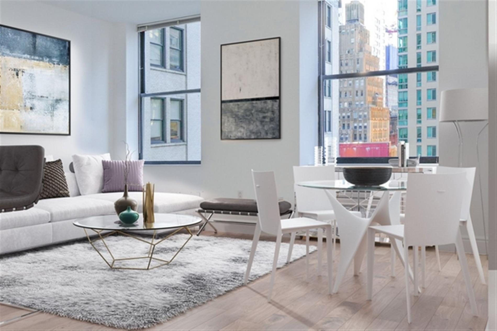 Two bedroom - Financial District