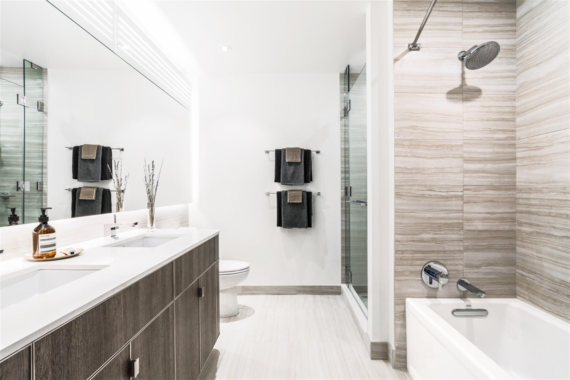Two Bedrooms - Seaport District