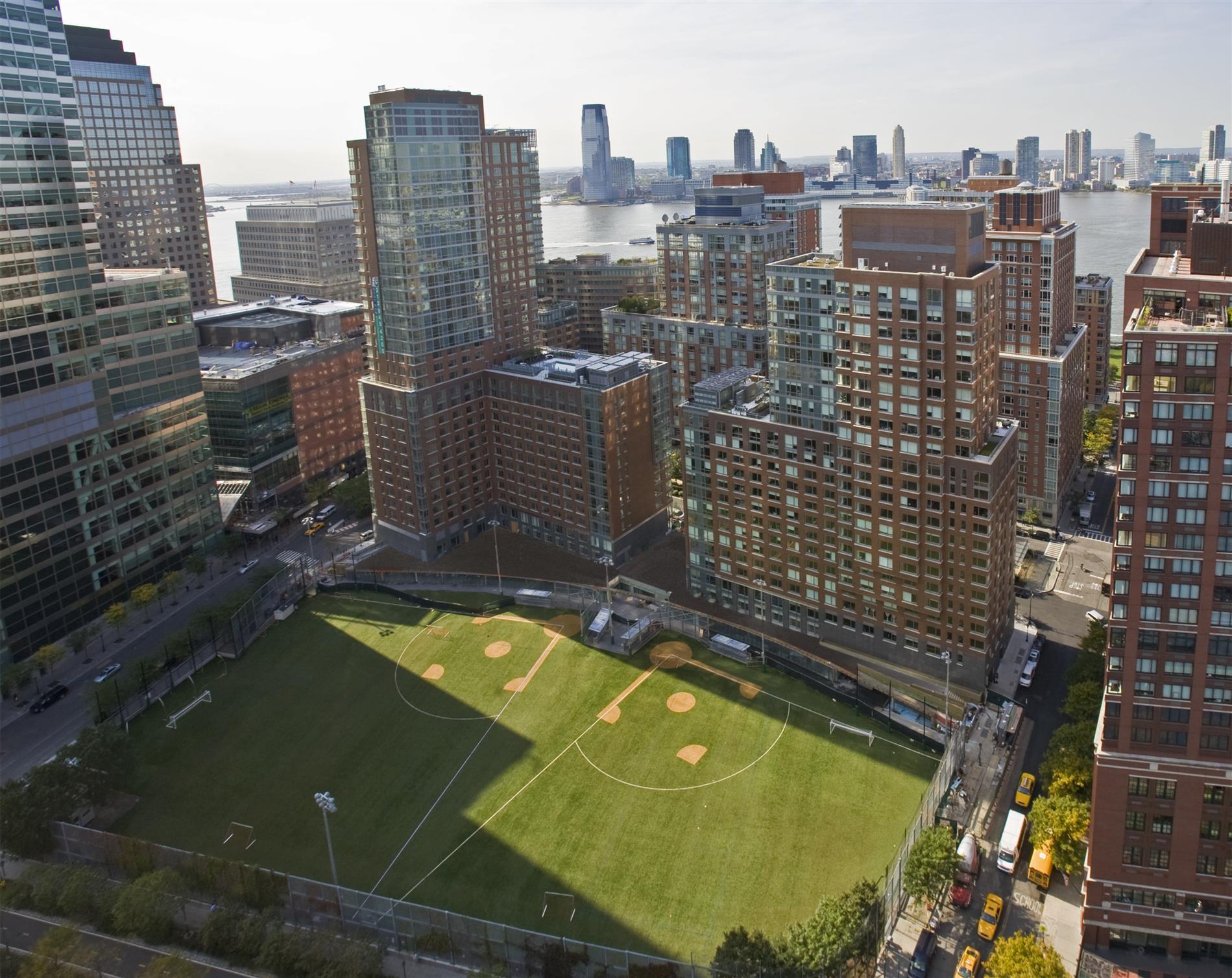 NO FEE Battery Park City