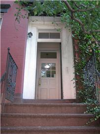 4 Perry Street W. Greenwich Village New York NY 10014